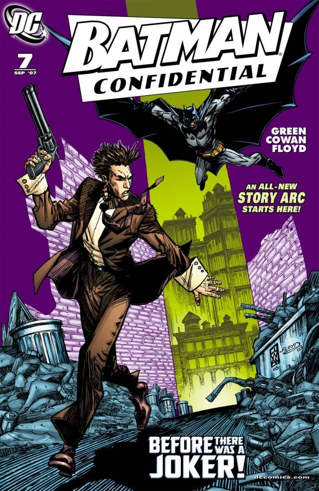 Batman Confidential (2006-2011) #7