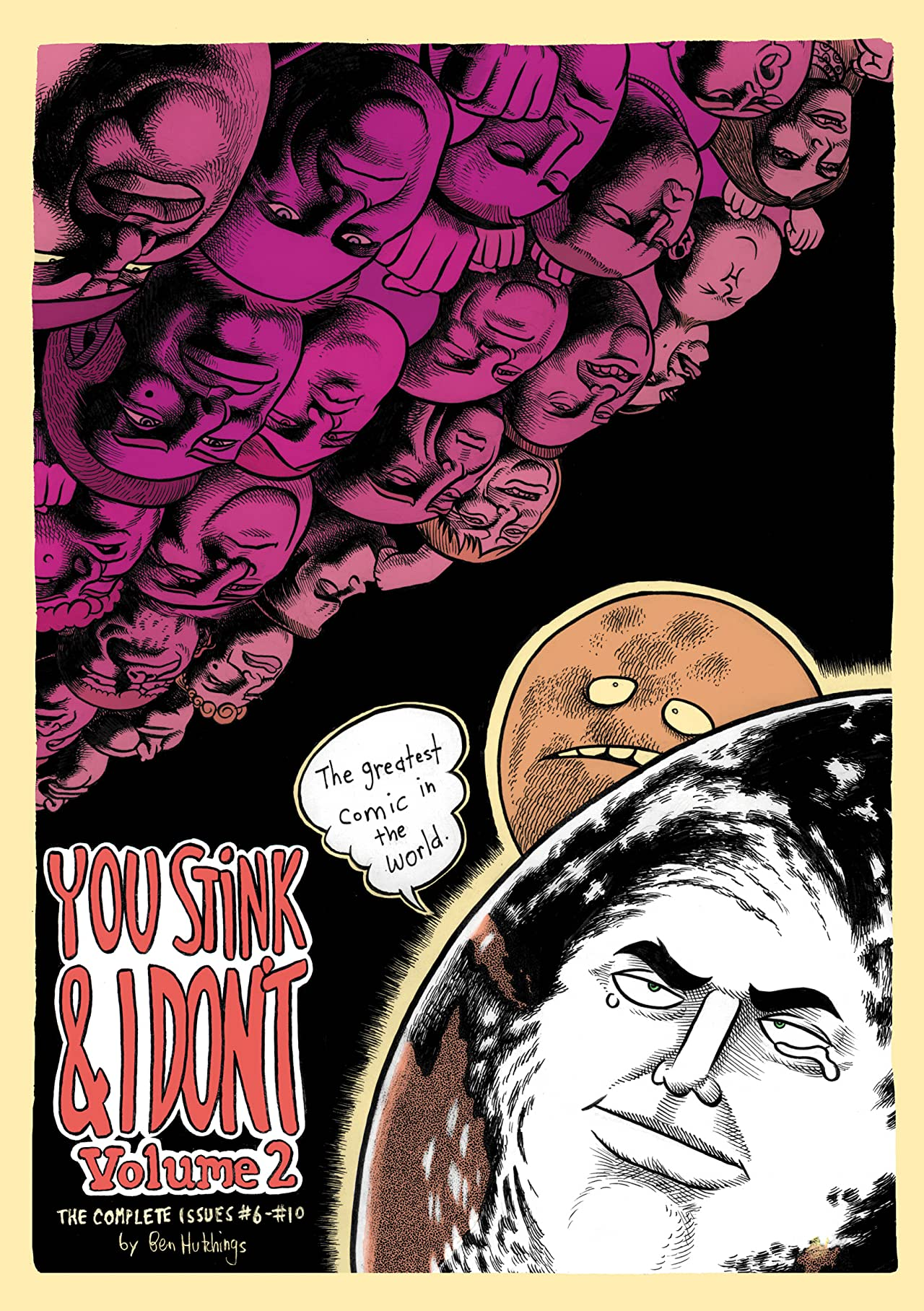 You Stink and i Don't - Volume 2: The Collected Issues #6 - 10
