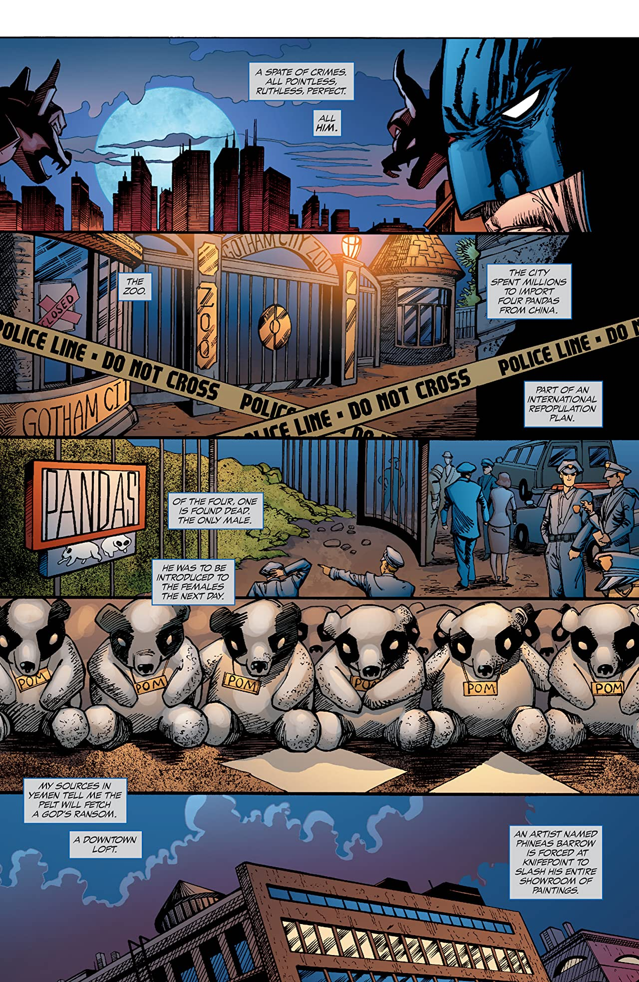 Batman Confidential (2006-2011) #8
