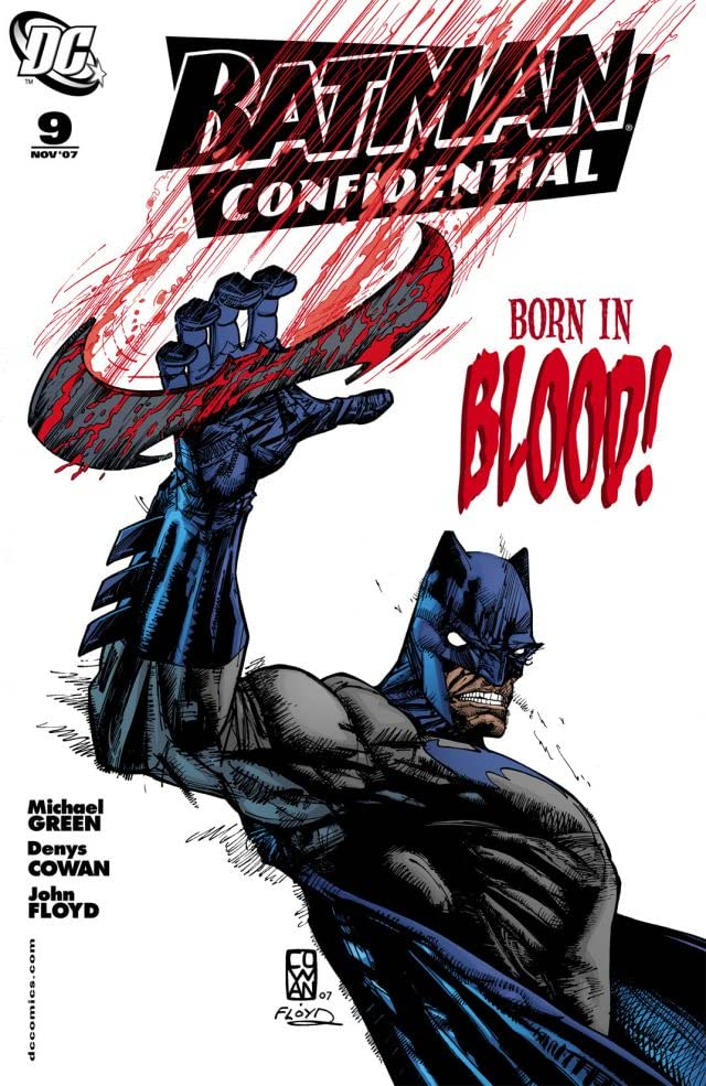 Batman Confidential (2006-2011) #9