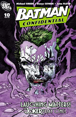 Batman Confidential (2006-2011) #10