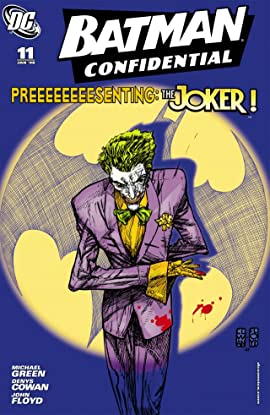 Batman Confidential (2006-2011) #11