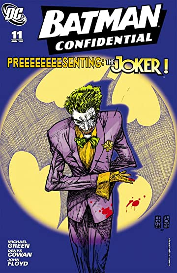 Batman Confidential (2006-2011) #11