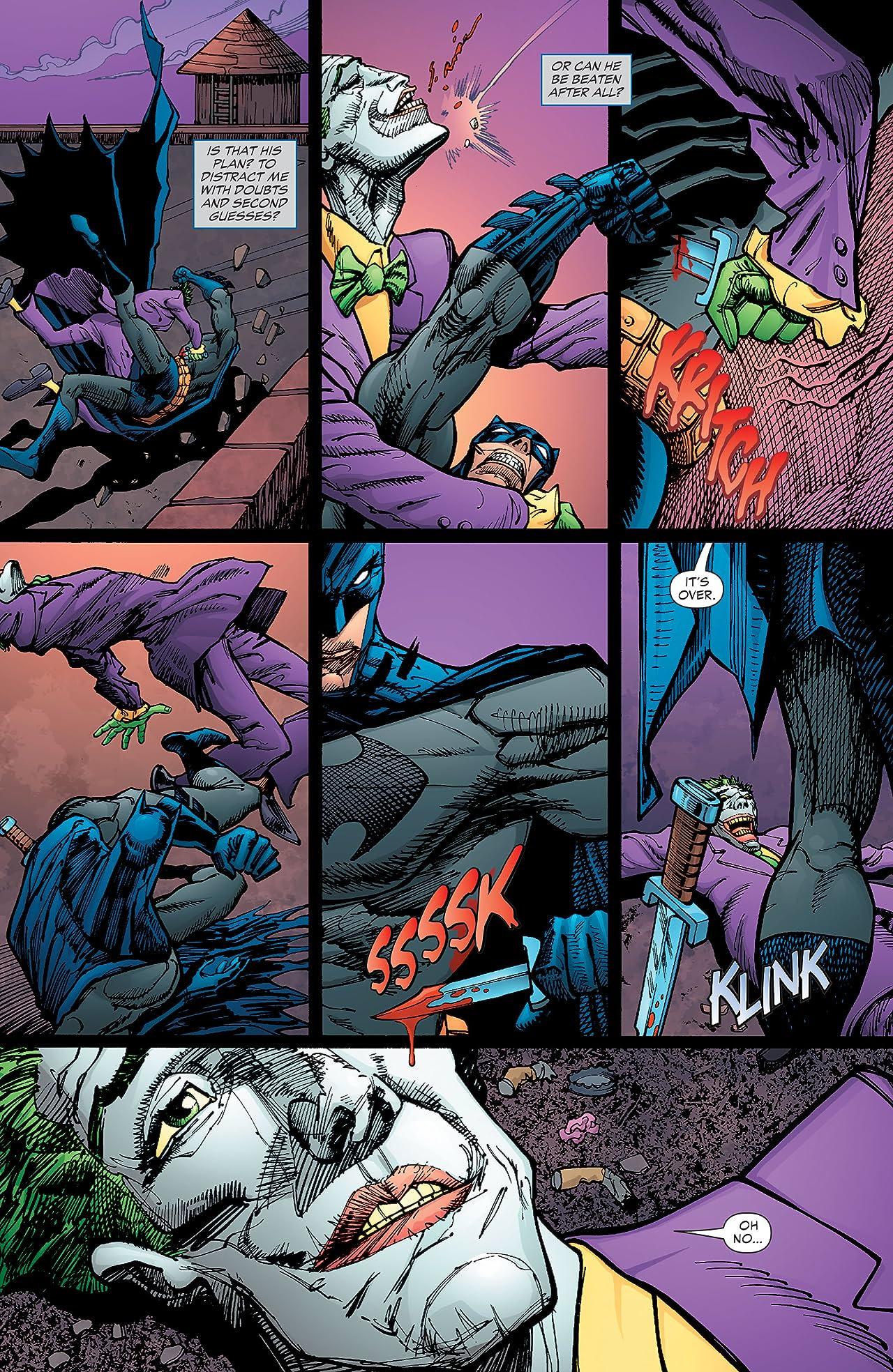Batman Confidential (2006-2011) #12