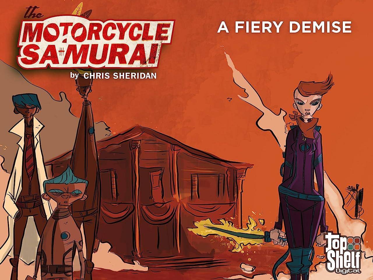 Motorcycle Samurai #5: A Fiery Demise