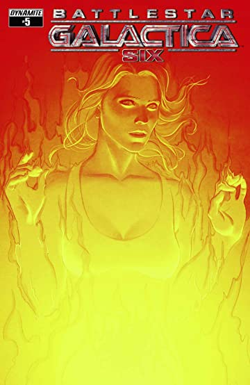 Battlestar Galactica: Six #5 (of 5): Digital Exclusive Edition