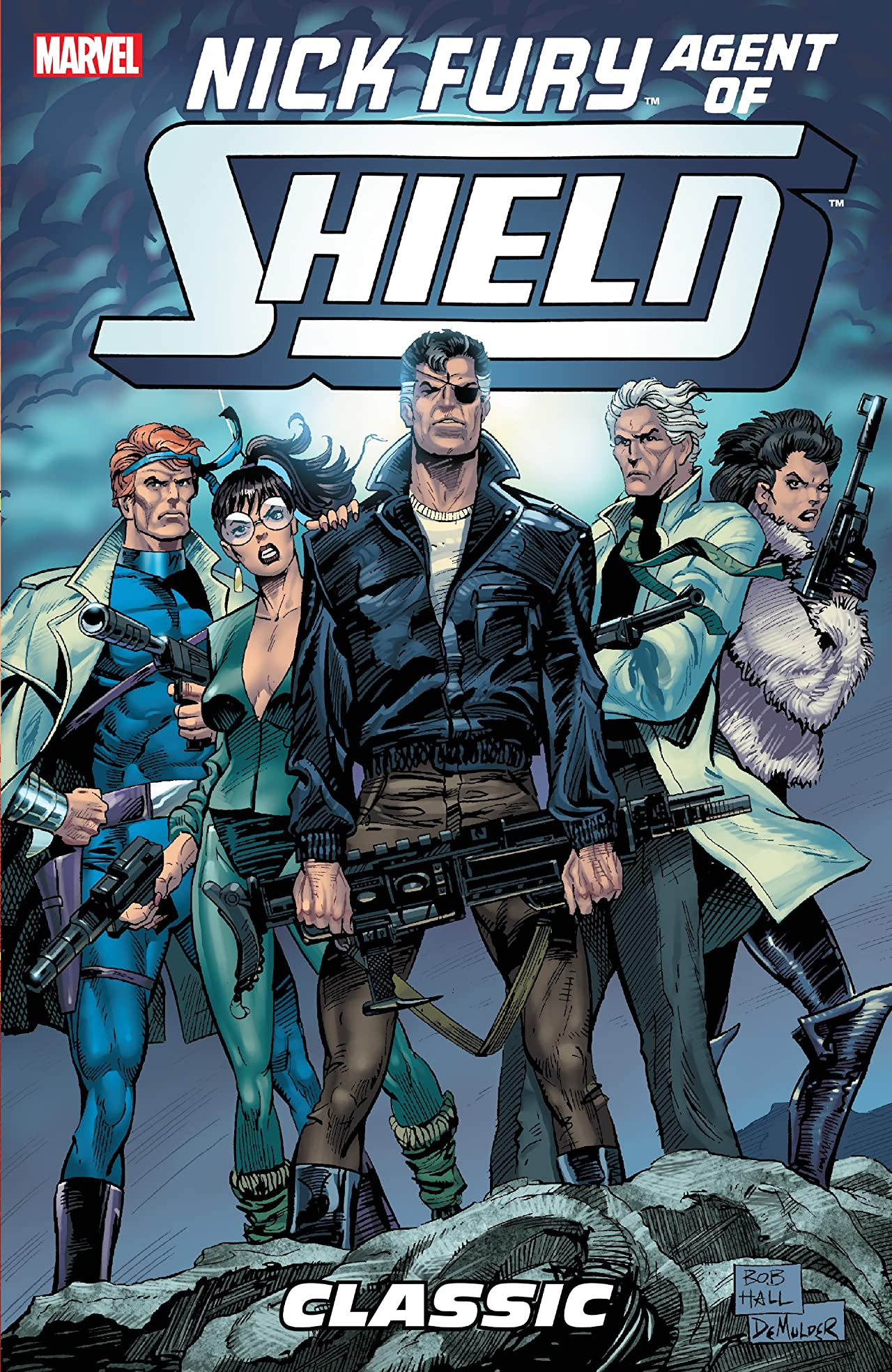 Nick Fury, Agent of S.H.I.E.L.D. Classic Vol. 1