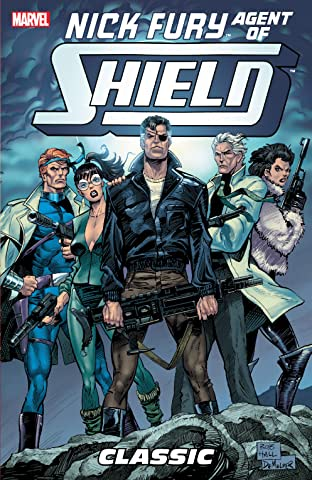 Nick Fury, Agent of S.H.I.E.L.D. Classic Vol. 1