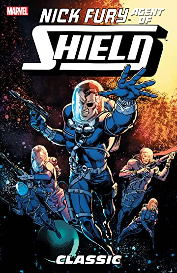 Nick Fury, Agent of S.H.I.E.L.D. Classic Vol. 2