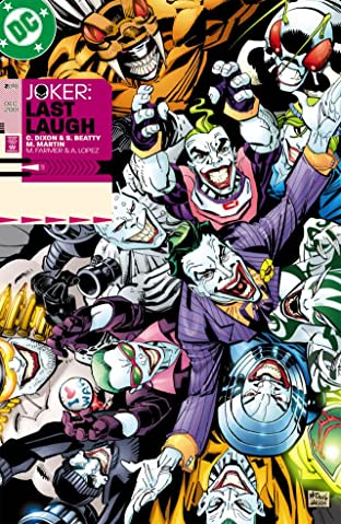 Joker: Last Laugh #2 (of 6)