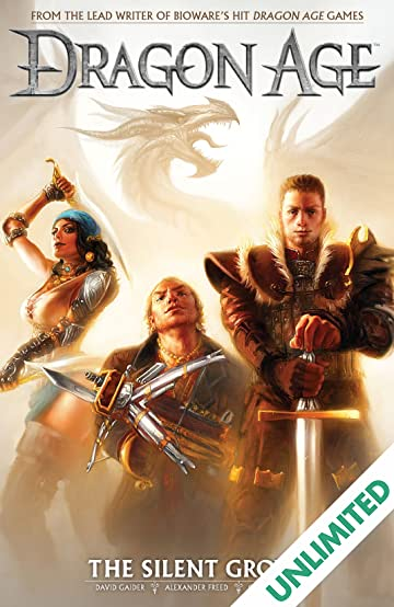 Dragon Age Vol. 1: The Silent Grove