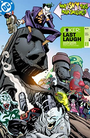 Joker: Last Laugh #3 (of 6)