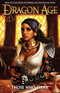 Dragon Age Tome 2: Those Who Speak