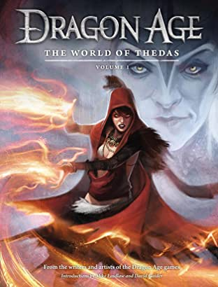 Dragon Age: The World of Thedas Tome 1