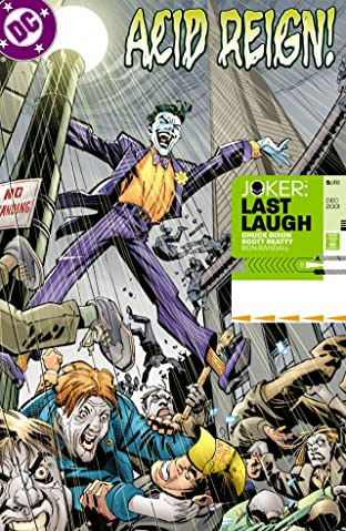 Joker: Last Laugh No.5 (sur 6)