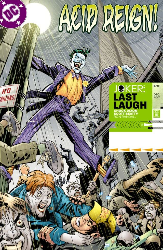 Joker: Last Laugh #5 (of 6)