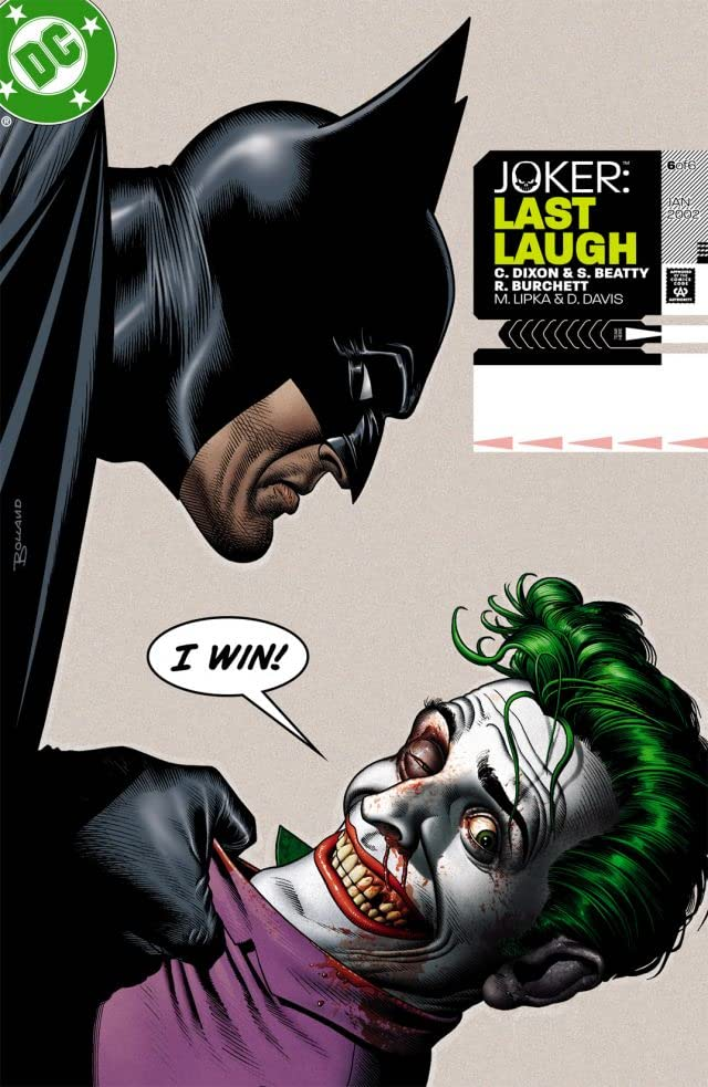 Joker : Last Laugh - Tome 6