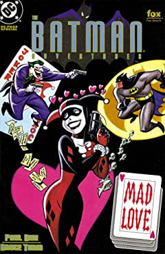 The Batman Adventures: Mad Love #1