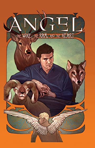 Angel Vol. 3: The Wolf, the Ram and the Heart
