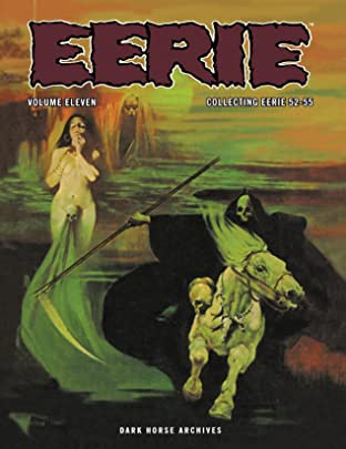Eerie Archives Tome 11