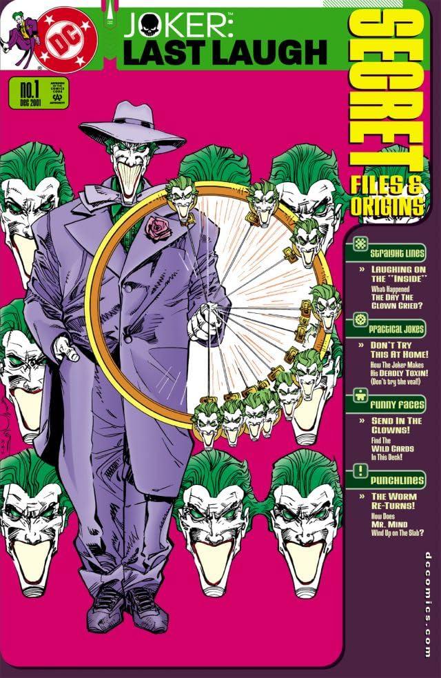 Joker: Secret Files & Origins #1: Last Laugh