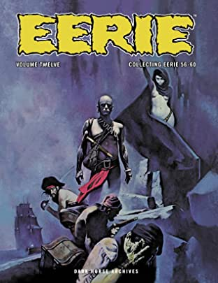 Eerie Archives Tome 12