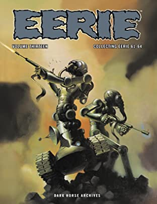 Eerie Archives Tome 13