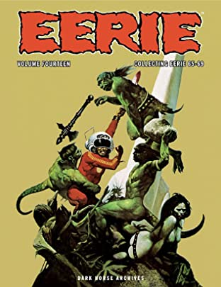 Eerie Archives Tome 14