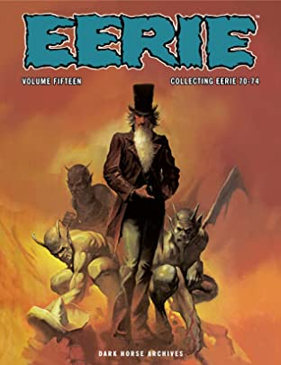 Eerie Archives Tome 15