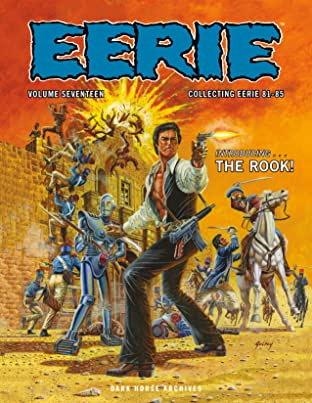 Eerie Archives Tome 17