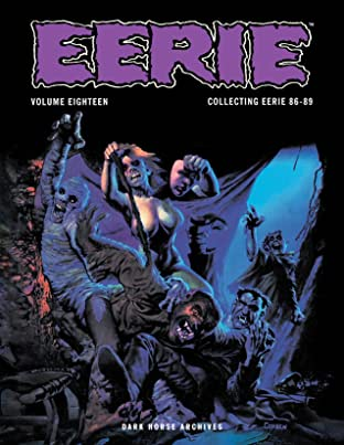 Eerie Archives Tome 18