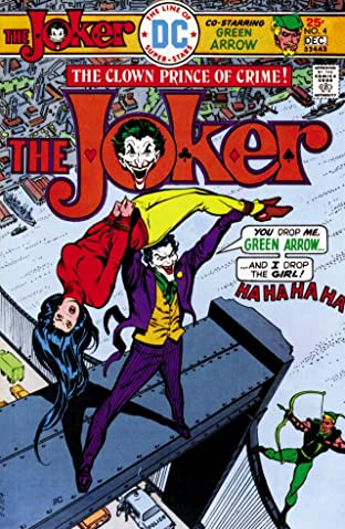 The Joker (1975-1976) No.4