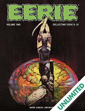 Eerie Archives Vol. 2