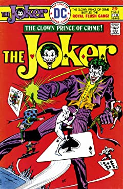 The Joker (1975-1976) #5