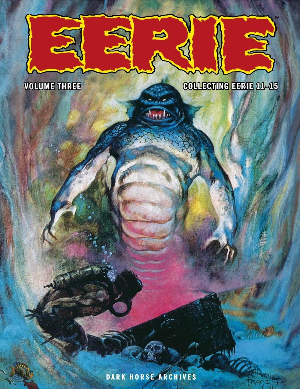 Eerie Archives Vol. 3
