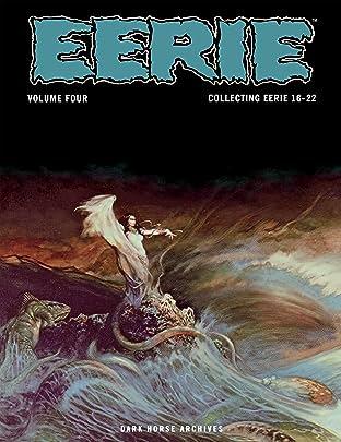 Eerie Archives Vol. 4