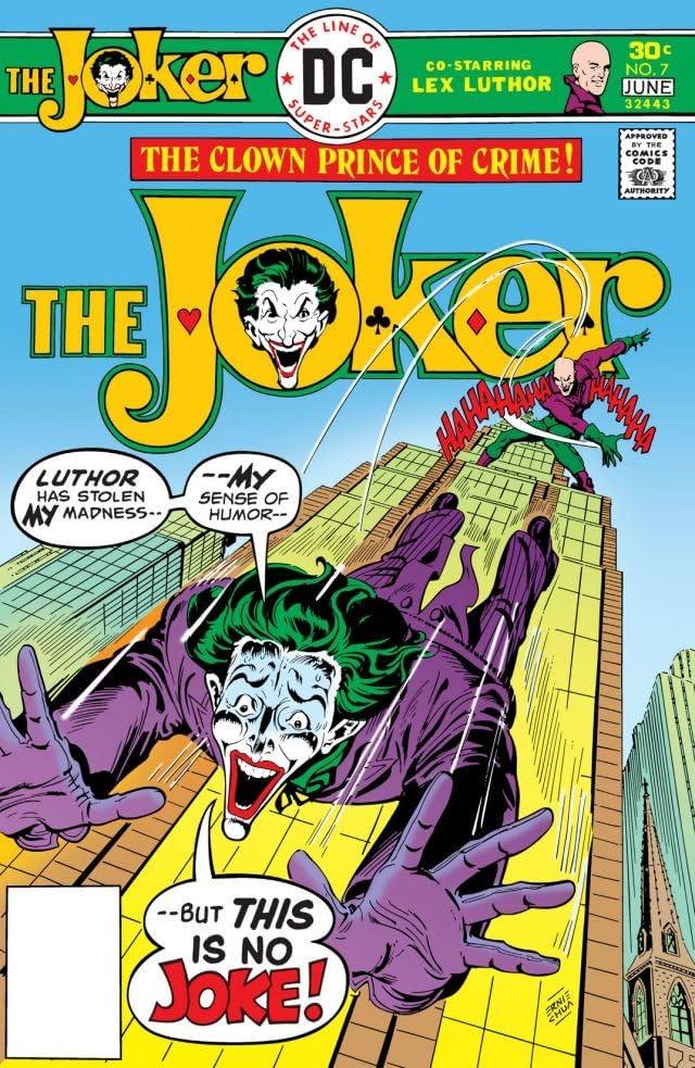 The Joker (1975-1976) #7