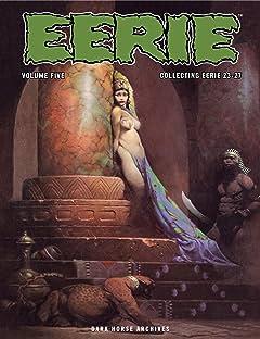 Eerie Archives Vol. 5