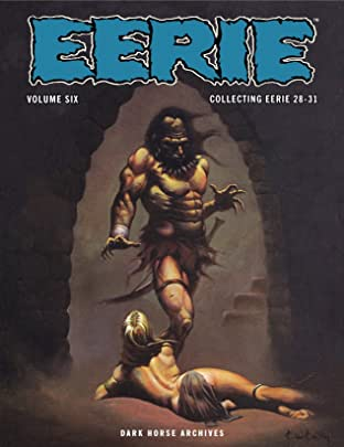 Eerie Archives Tome 6