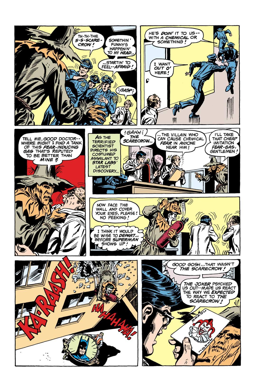 The Joker (1975-1976) #8
