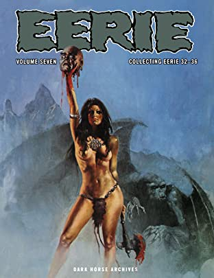 Eerie Archives Tome 7