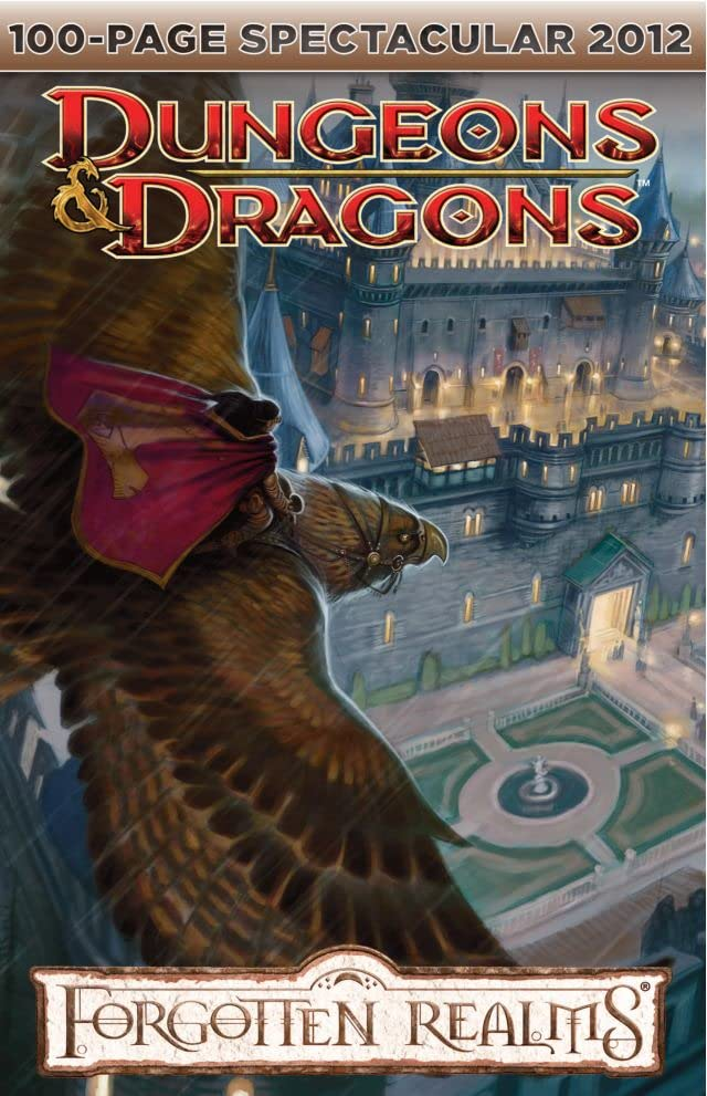 Dungeons and Dragons: Forgotten Realms 100-Page Spectacular