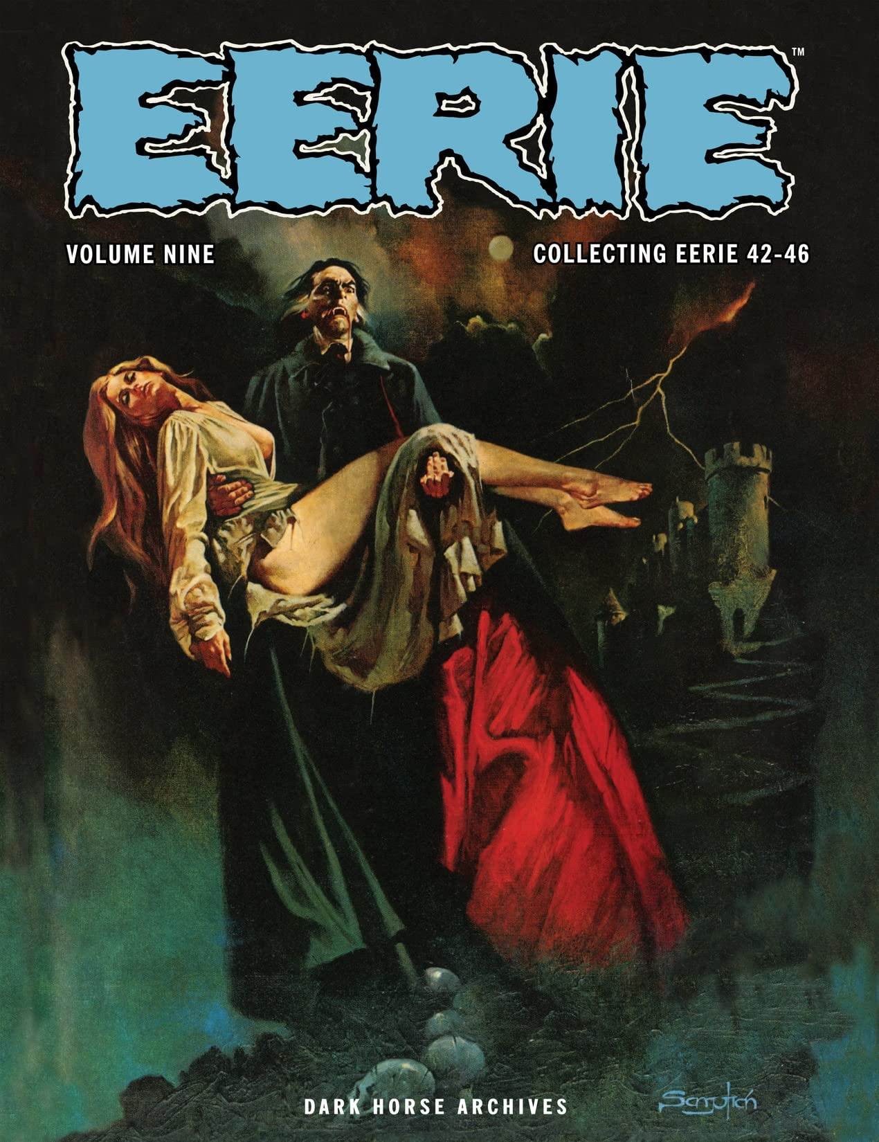 Eerie Archives Vol. 9