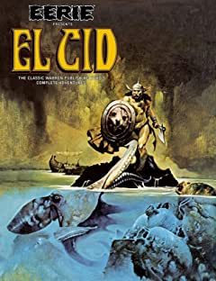 Eerie Presents: El Cid