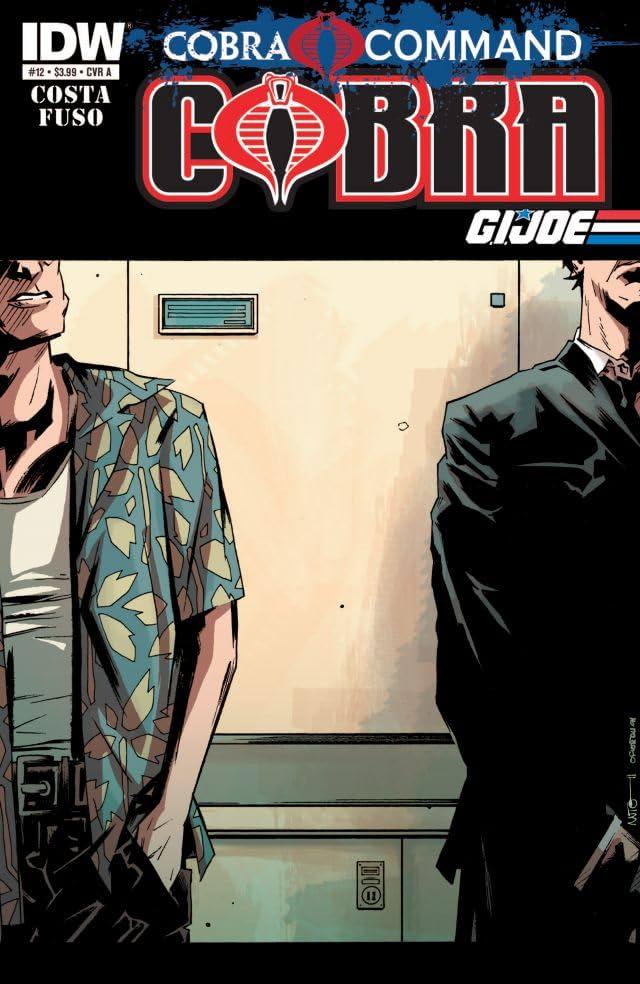 G.I. Joe: Cobra (2011-2013) #12