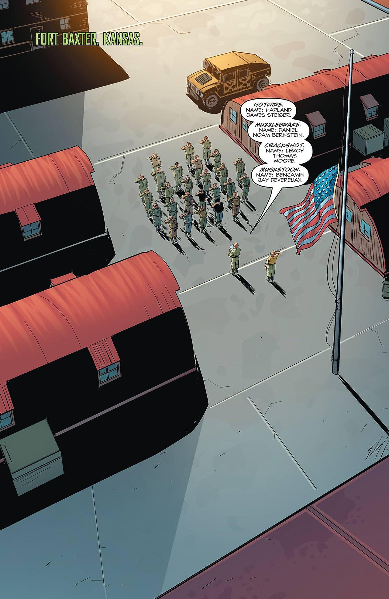 G.I. Joe (2011-2013) #12