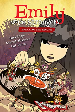 Emily and the Strangers Tome 2: Breaking the Record