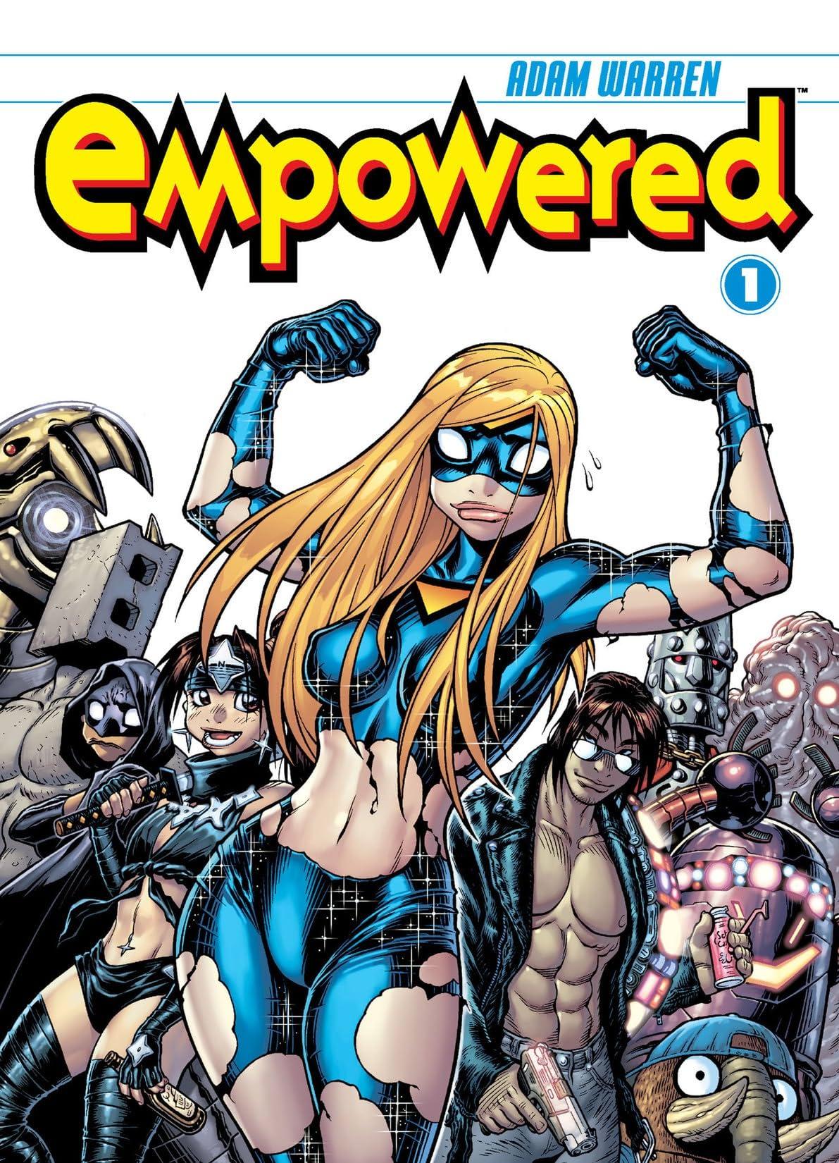 Empowered Vol. 1