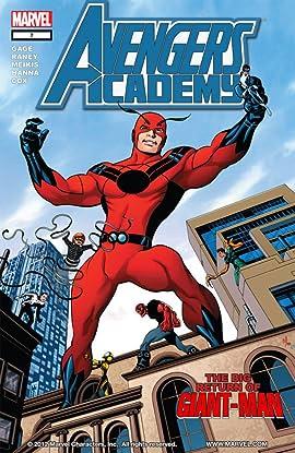 Avengers Academy #7