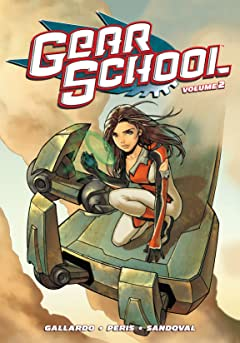 Gear School Tome 2